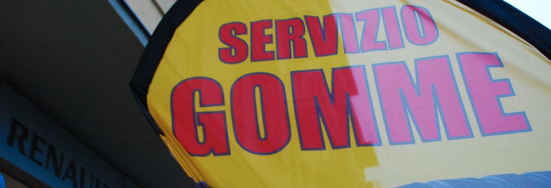 Servizio gomme