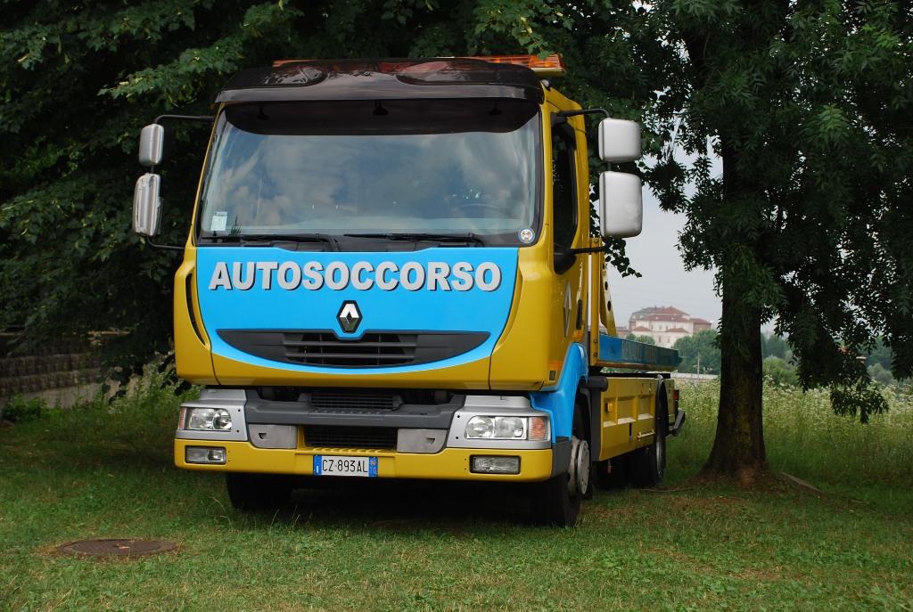 Traino e depannage