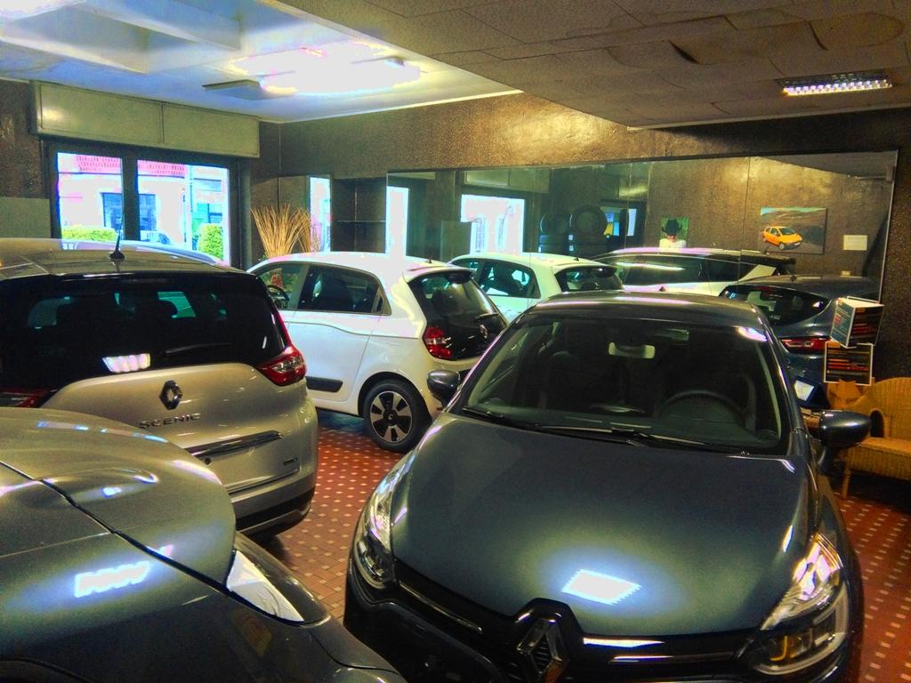 Vendita vetture nuove Renault e Dacia